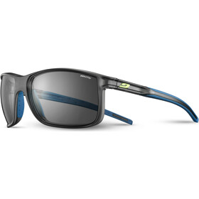Julbo Arise Reactiv Performance 0/3 Lunettes de soleil Homme, translucent black/blue